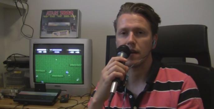 Ketils Geek TV: Atari 7800 – Rad Crew