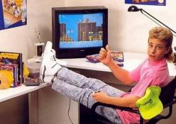 Nintendo Kid Awesome