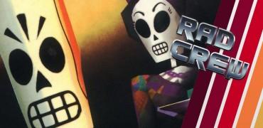 Rad Crew S08E14: Spooktacular