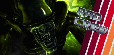 Rad Crew S08E12: En romvesen-odyssé