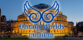 Distant Worlds – London 2014.