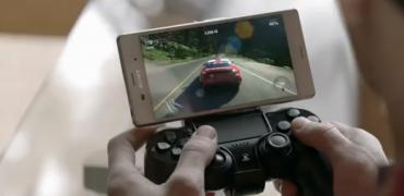 [Sponset]Nå kan du spille PS4-spill på din Xperia Z3 og Z2!