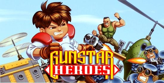 Neste spillklubb: Gunstar Heroes