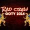 RAD CREW S09E01: De fem beste spillene fra 2014