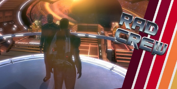 RAD CREW S09E09: Where No Game Has Gone Before
