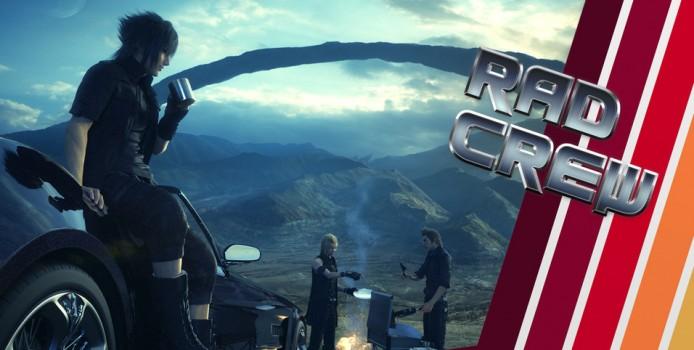 RAD CREW S09E12: Real Rad Crew Starts Here