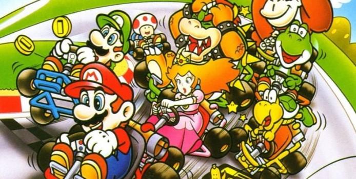 Retro Crew S06E19: Spillklubben – Super Mario Kart