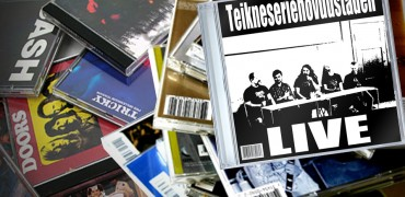 Teikneseriehovudstaden Live-CD liten