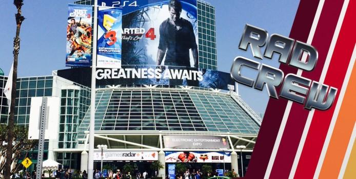 Rad Crew S09E23: Tilbake fra E3!