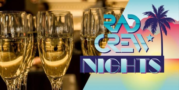 Rad Crew Nights S03E07: Jordbær og champagne