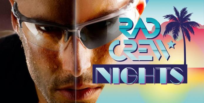 Hva med en gratis episode av Rad Crew Nights?