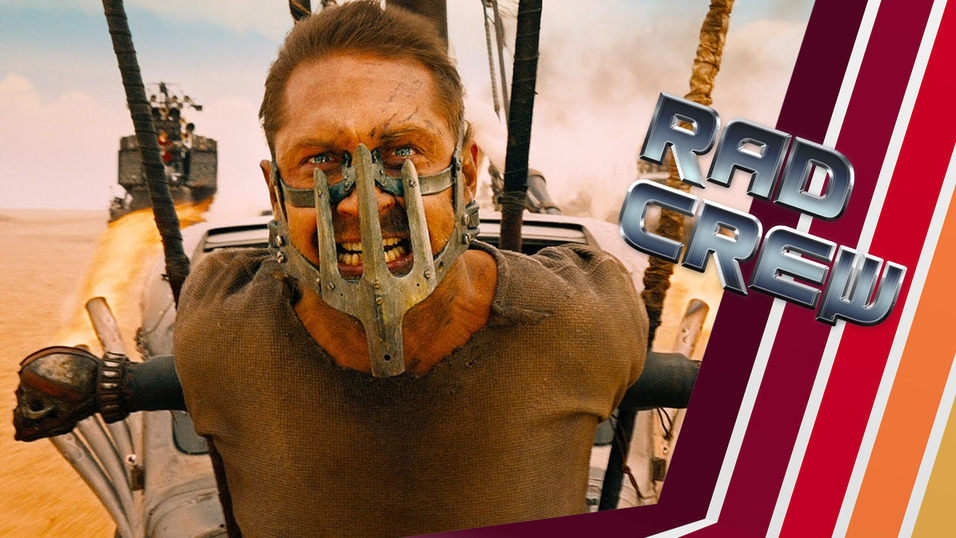 Rad Crew S10E10: Mad Max og Metal Gear