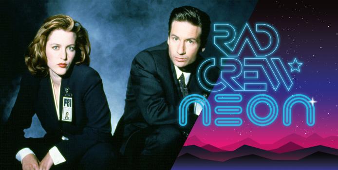 Rad Crew Neon S05E08: Gjenoppståtte TV-serier