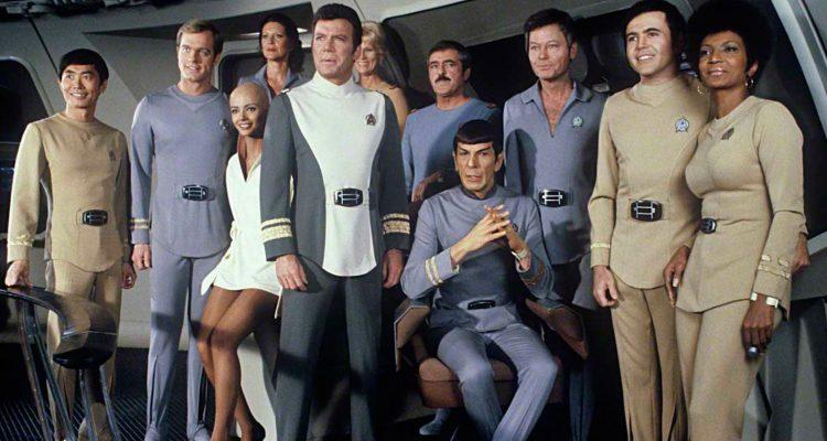 Star Trek dating på nettet