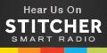 Hør oss på Stitcher!l
