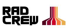 RadCrew.net logo