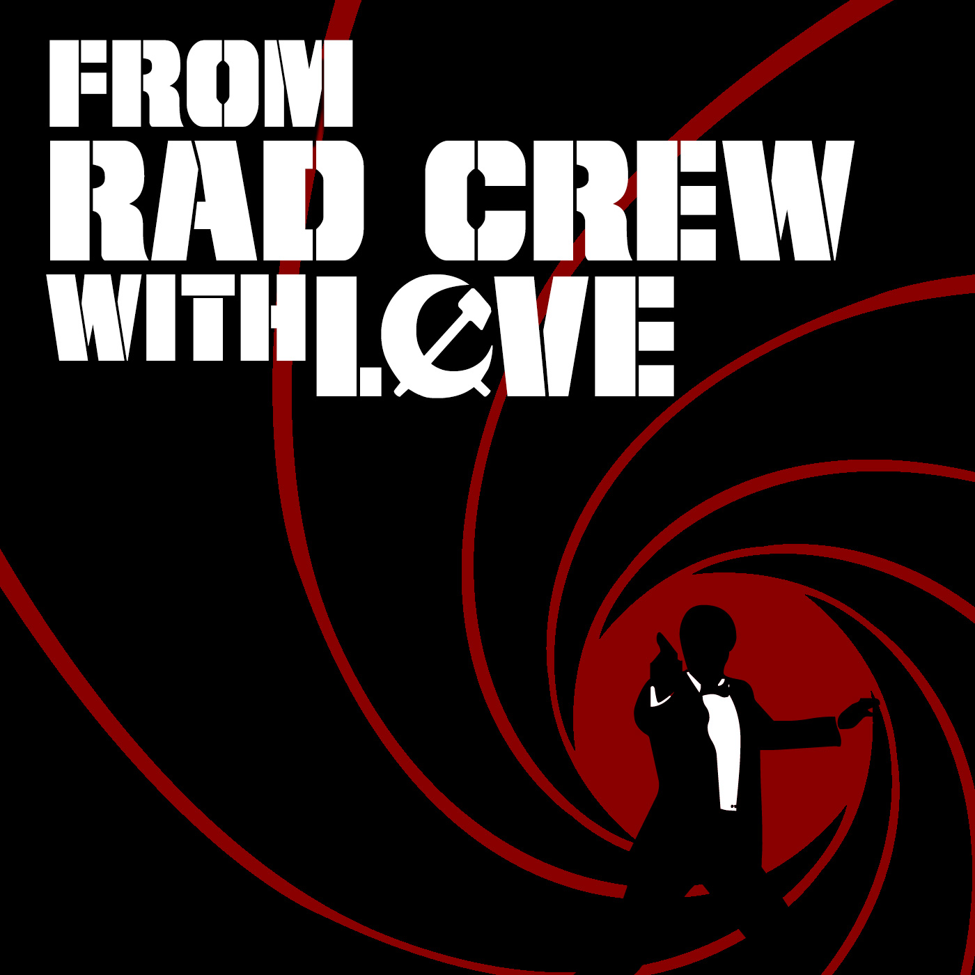 From Rad Crew With Love: En Bond-podcast