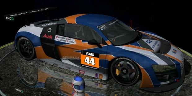 R4R sin Audi R8
